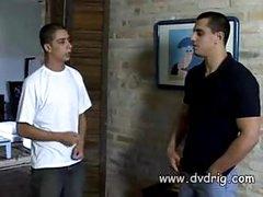 Brazilian boy invites girlfriend marcelo ricka over to his h