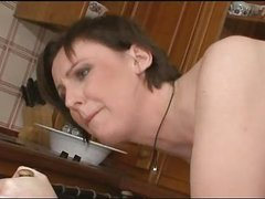 British Milf  Bonks Sons Friend